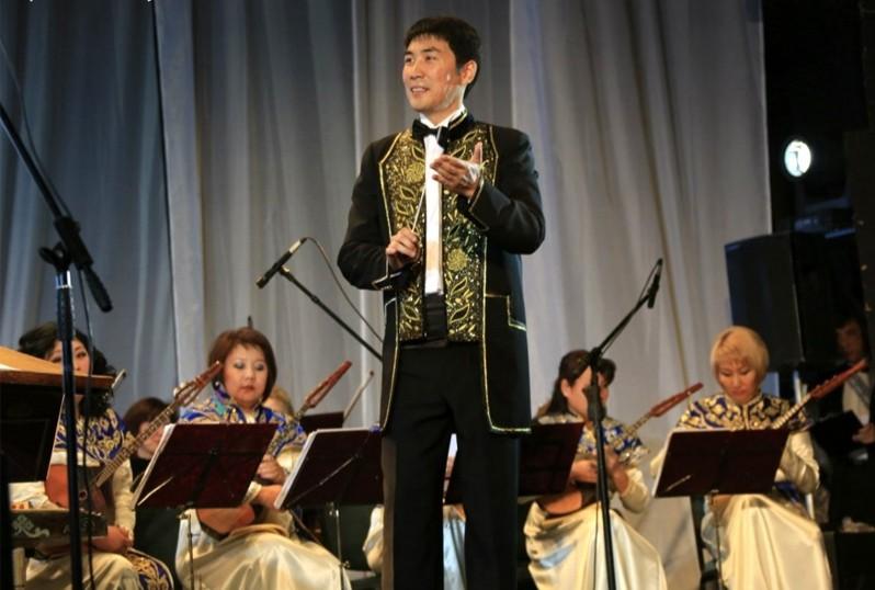 Калмыцкие мелодии впервые зазвучат на главной сцене Бурятии