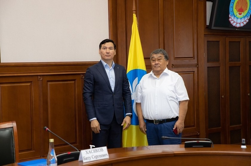 Избран новый председатель Совета старейшин при Главе Республики Калмыкия