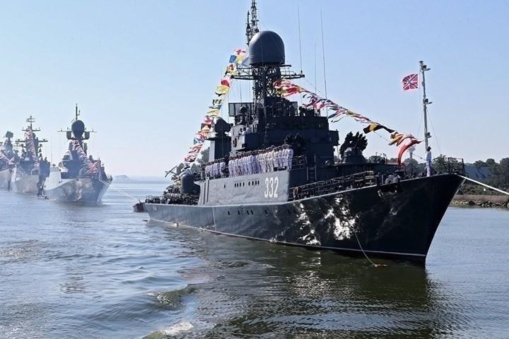 Сегодня в России празднуется День Военно-морского флота