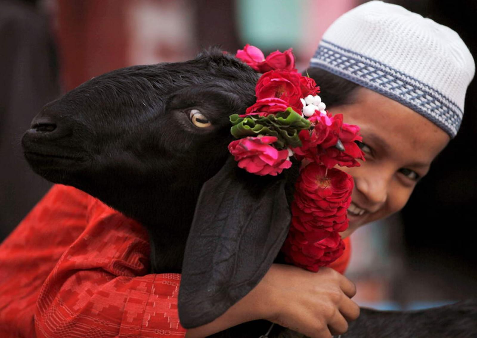 Сегодня мусульмане Калмыкии отмечают Курбан-Байрам