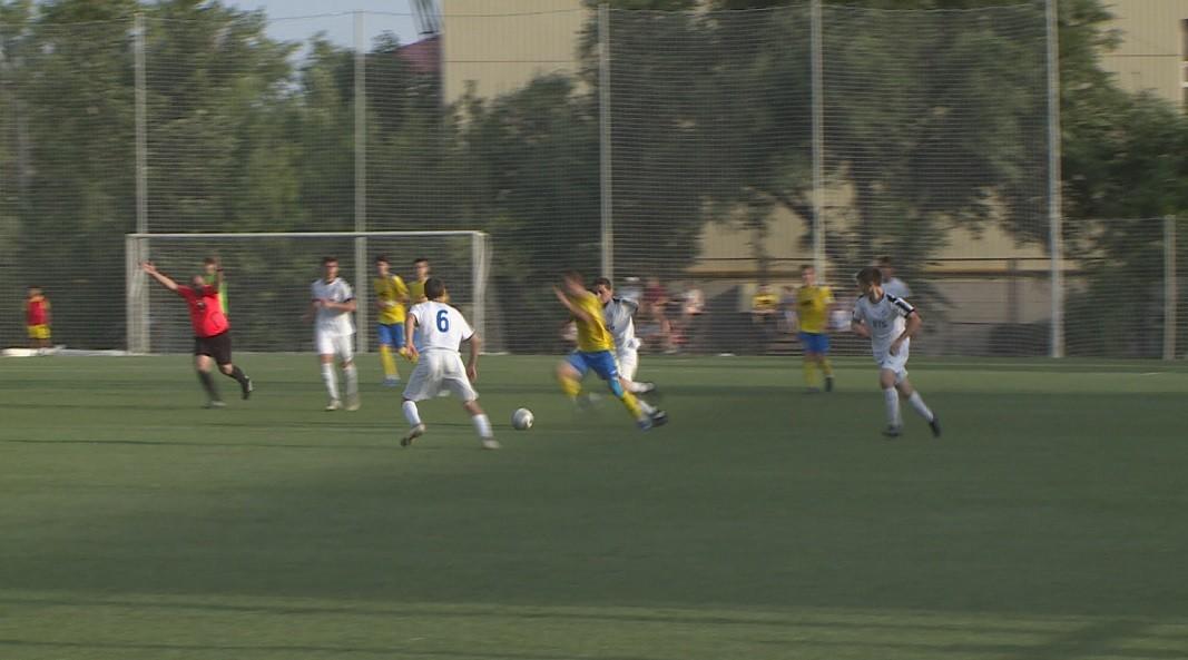 Сегодня жёлто-синим предстоит матч на выезде с командой «Дербент»