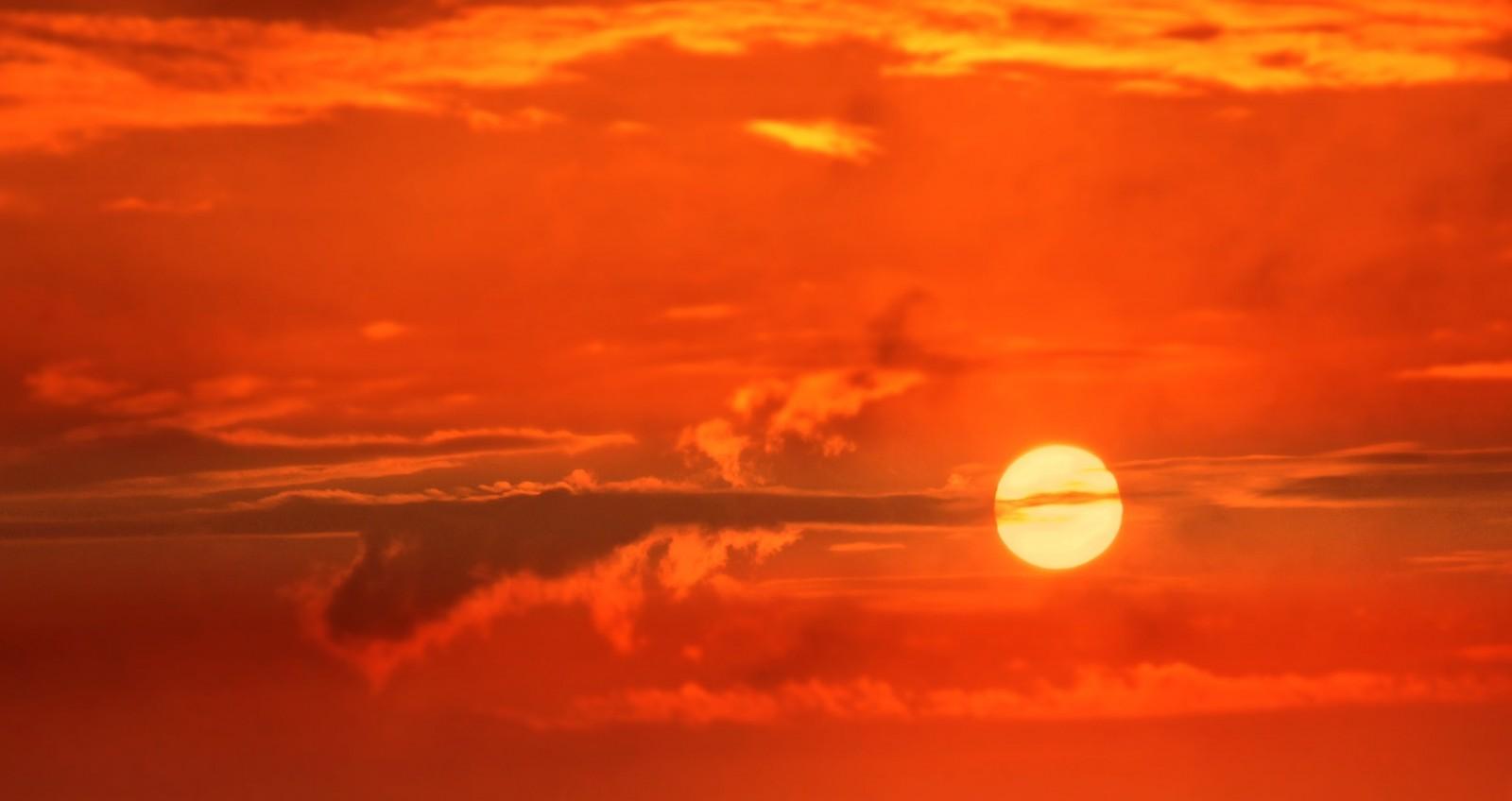В Калмыкии вновь настанут жаркие дни