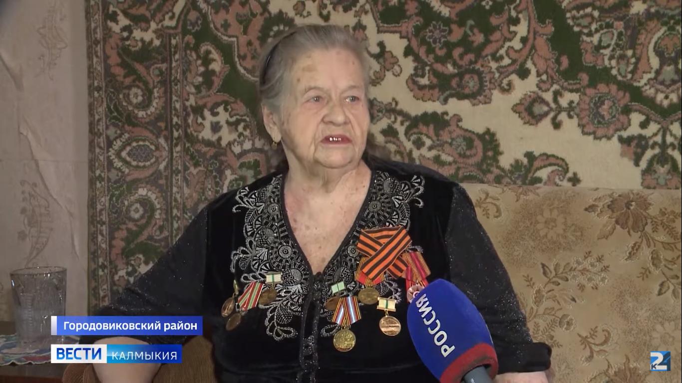 Сегодня 85-летний юбилей отмечает Анна Ручкина