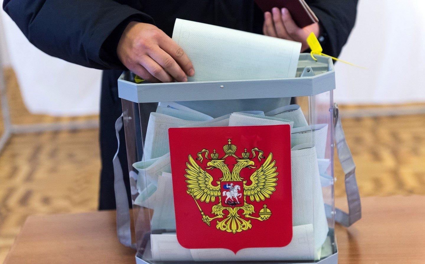 27% - такова явка жителей Калмыкии на 15.00 второго дня Выборов в Госдуму