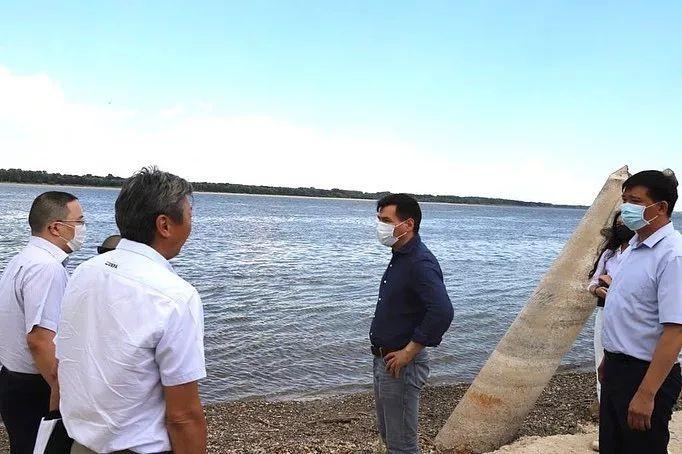 Глава Калмыкии Бату Хасиков: «Задача по качественному водоснабжению является самой актуальной и первостепенной»