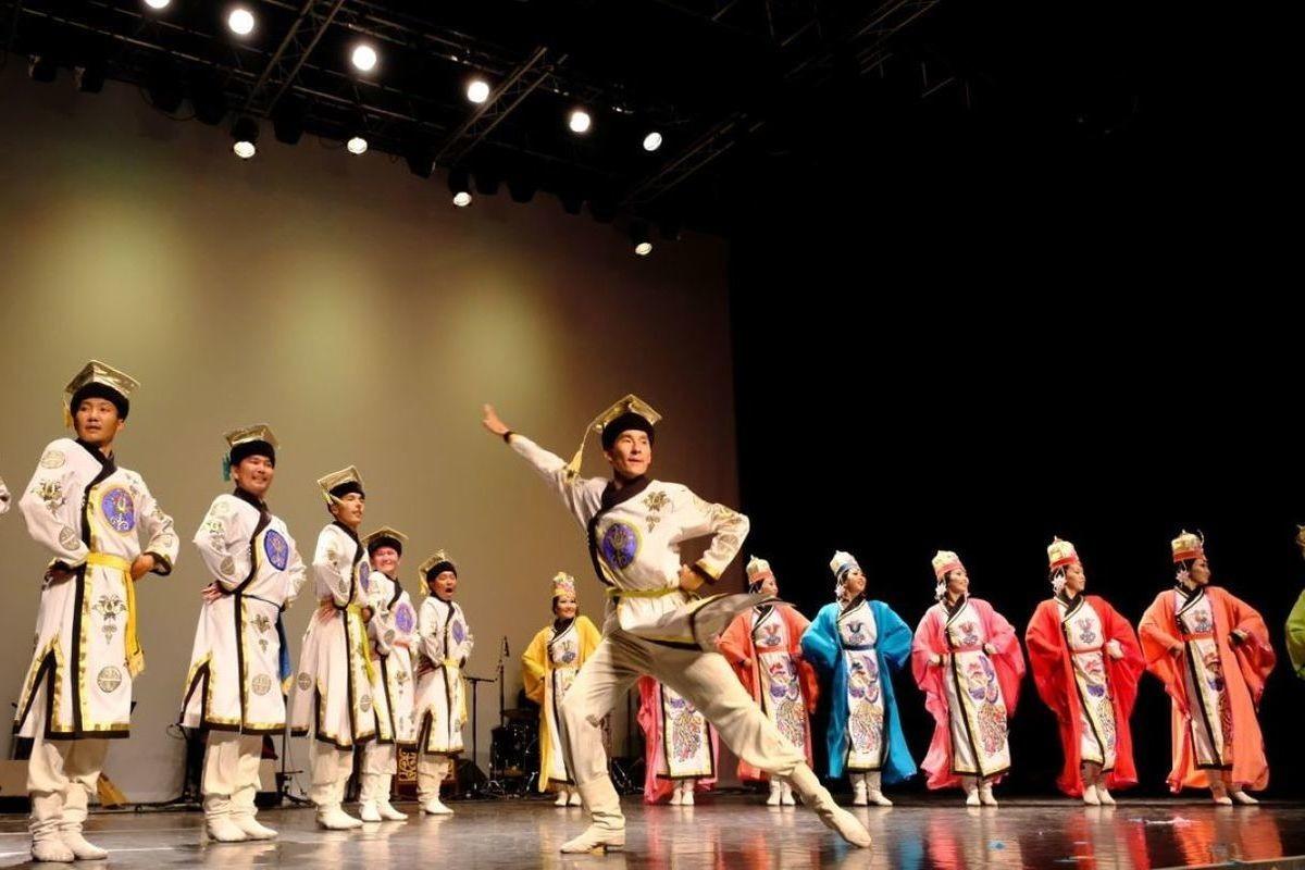 Сегодня в Волгограде состоится показ музыкально-хореографического спектакля «И друг степей калмык»