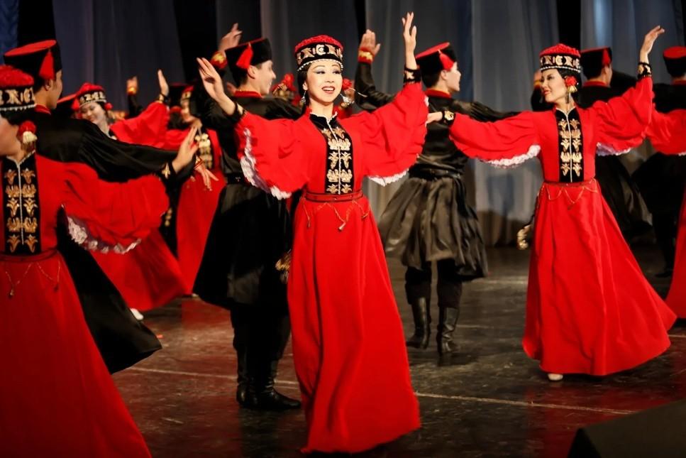 Сегодня на сцене Национального театра состоится концерт «Степные узоры»