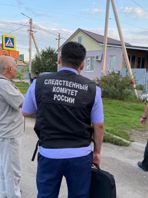 Следственным комитетом Калмыкии задержан  еще один член банды – бывший сотрудник правоохранительных органов