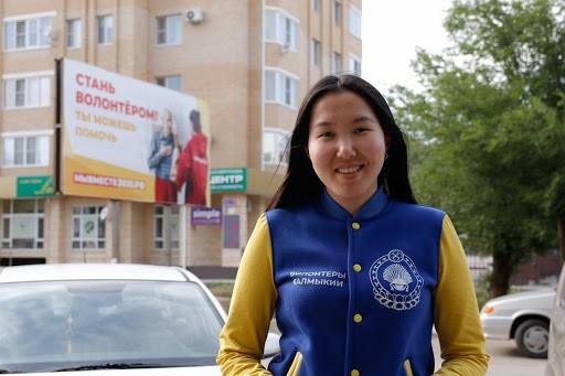 Сегодня - Всемирный день волонтеров