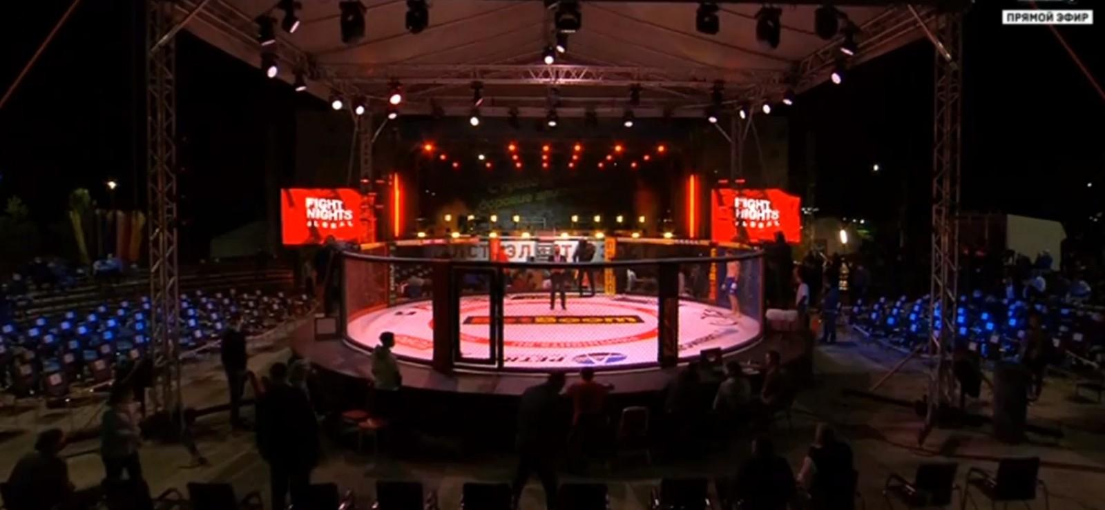 Стартовал турнир «Fight Nights Global 97»