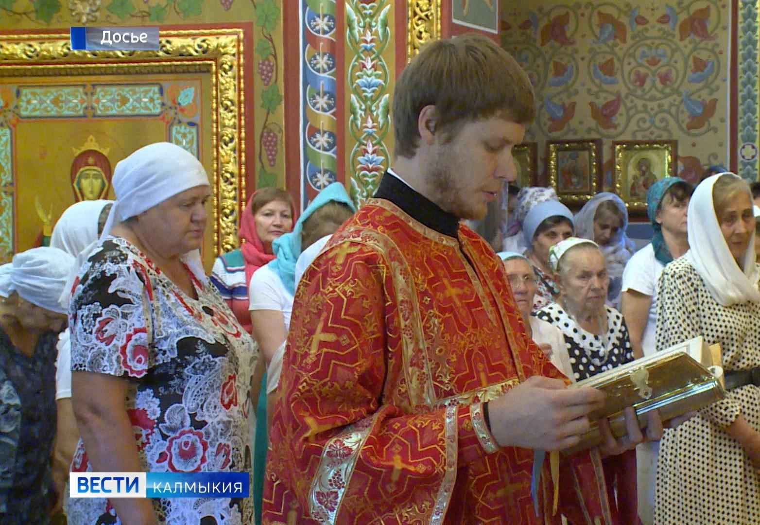 24 июня в Калмыкию будут доставлены мощи Святого благоверного Александра Невского