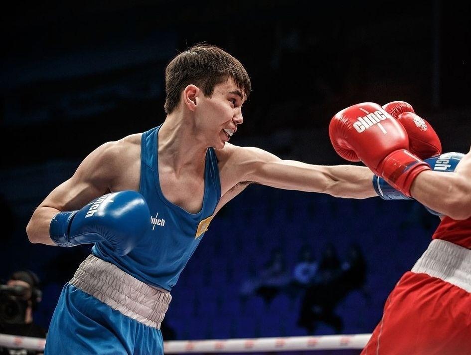 Боксёры из степной республики принимают участие в командном Кубке России по боксу в Екатеринбурге