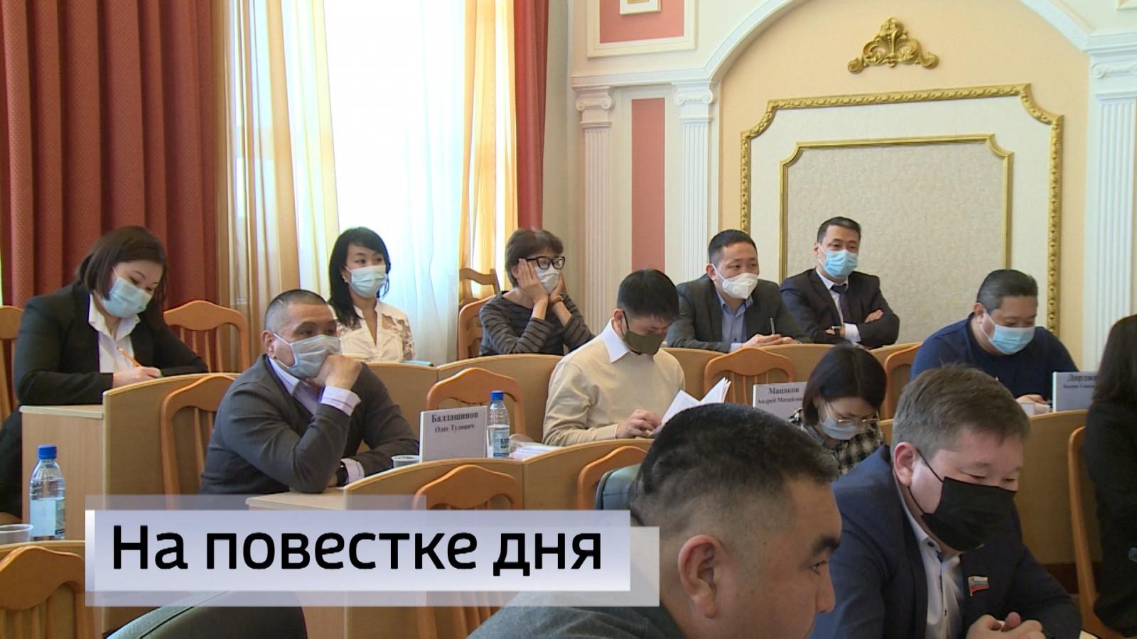 Около трехсот обращений граждан поступило депутатам Элистинского городского собрания и в адрес главы столицы за прошлый год